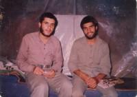 شهید علی محمد اربابی بیدگلی