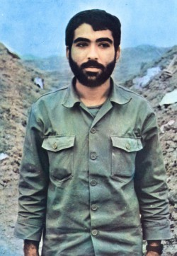 سردار و معلم شهید سید علیرضا بنی طبا  انقلابی ریشه دار و شجاع در مقابل طاغوت