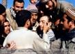 سرمه کشیدن رزمندگان گردان امام محمد باقر(ع)لشگر 14 امام حسین قبل از عملیات کربلای 4