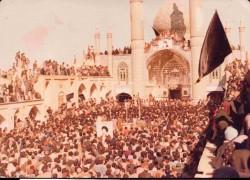 با روز شمار نهضت انقلاب اسلامی ایران در آران و بیدگل _ شماره 8 آبان 1357