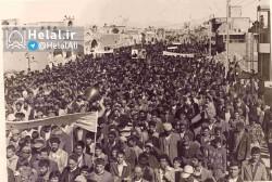 با روز شمار نهضت انقلاب اسلامی ایران در آران و بیدگل _ شماره 11دی ماه 1357