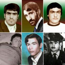 6 شهید انقلاب اسلامی در آران و بیدگل