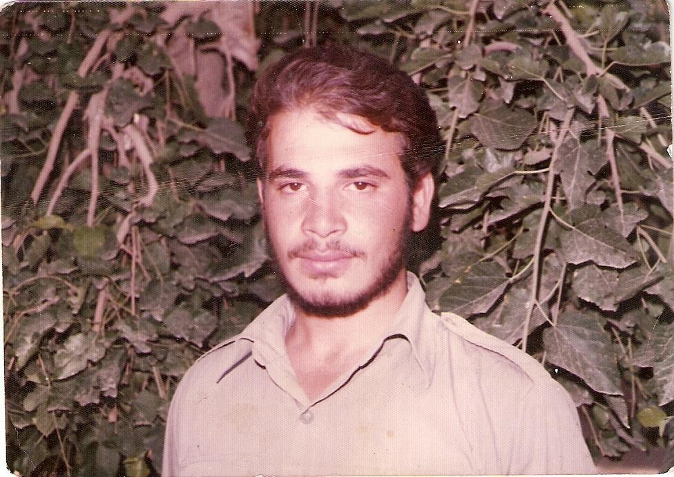 علی اصغر بهرامی نژاد
