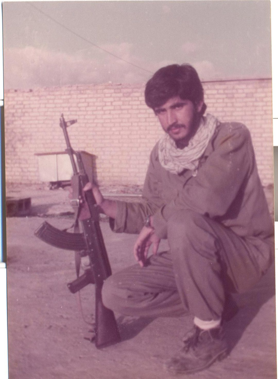 محمود زارعی یزدلی