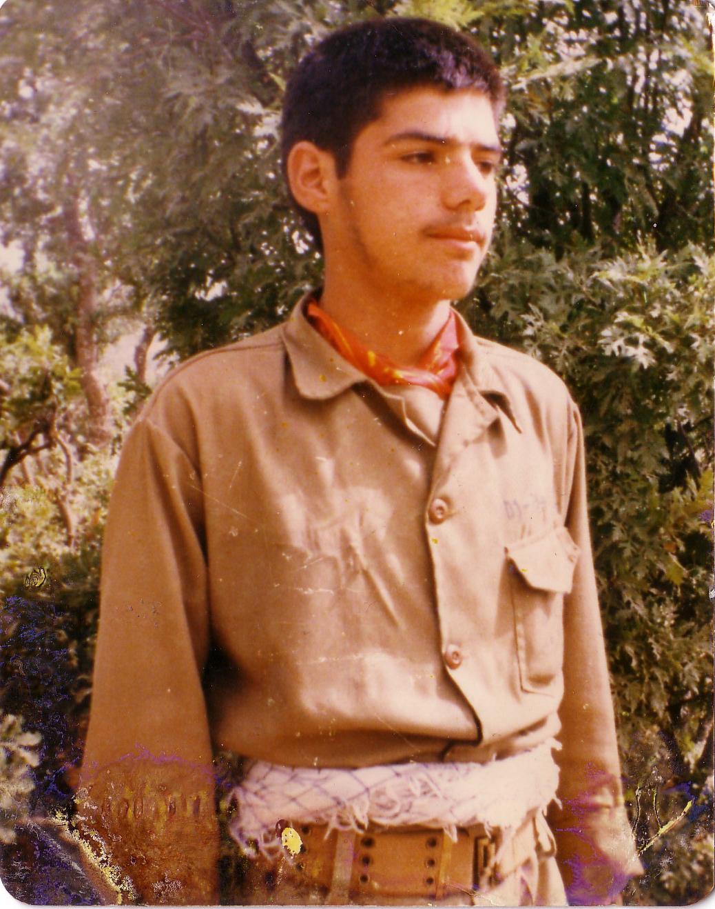 سیدمحسن خاره ای