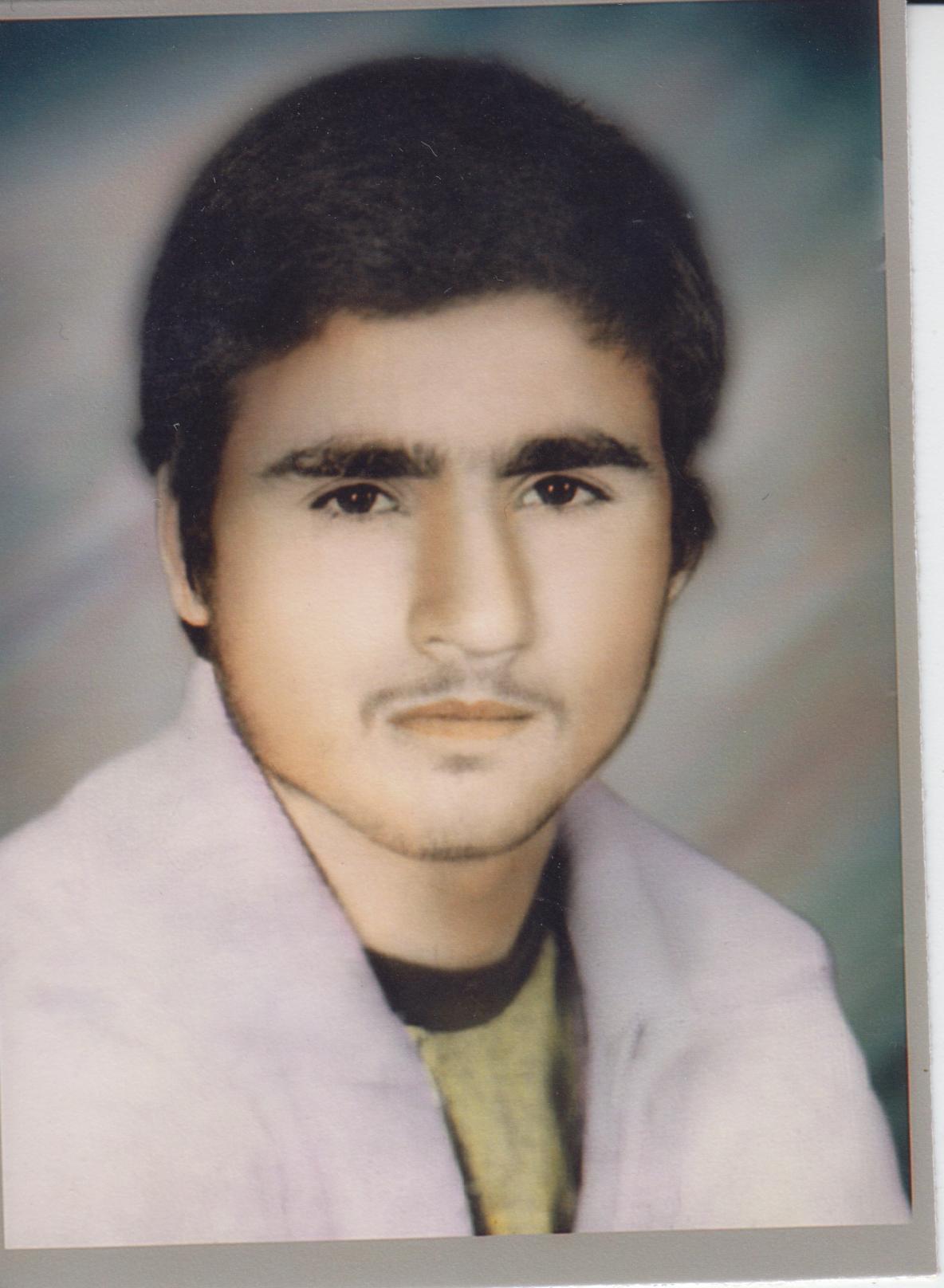 ماشااله رحیمی بیدگلی