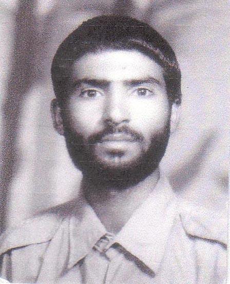 علی اکبر رنگینی نوش آبادی
