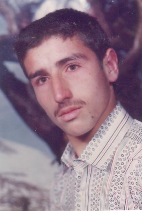 علی عباس حاجی زاده بیدگلی