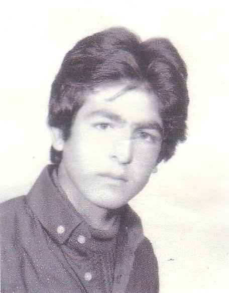 غلام علی پشمی (امانی پور) نوش آبادی