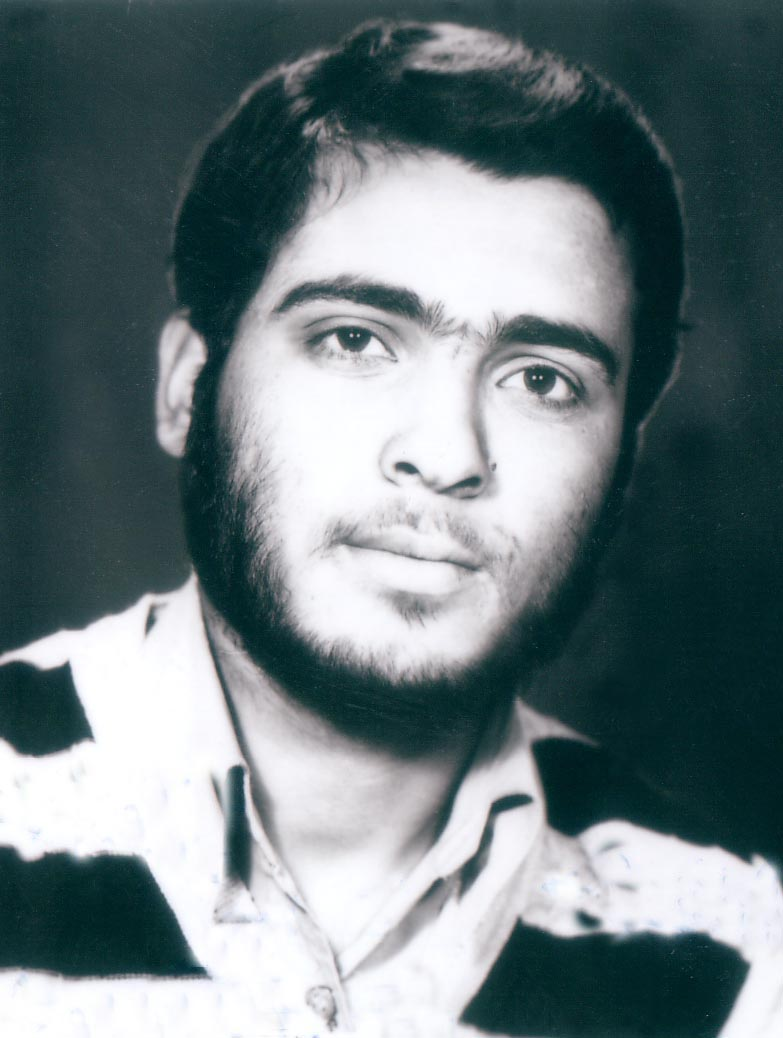 غلام رضا شاه میرزایی