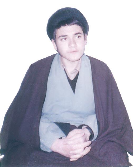 سید علی طاهایی بیدگلی