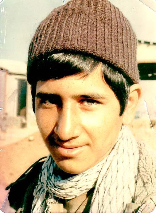 جواد حاجی حسینی آرانی