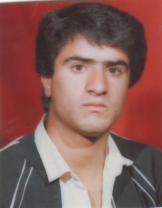غلام حسین عبداله پوربیدگلی