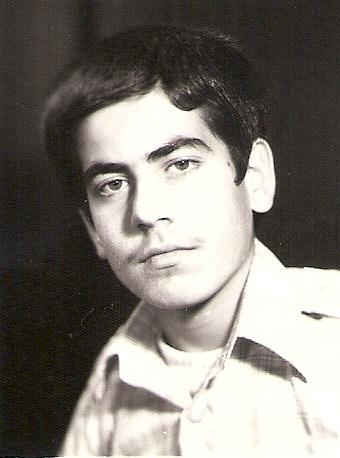 علی مبینی زاده آرانی