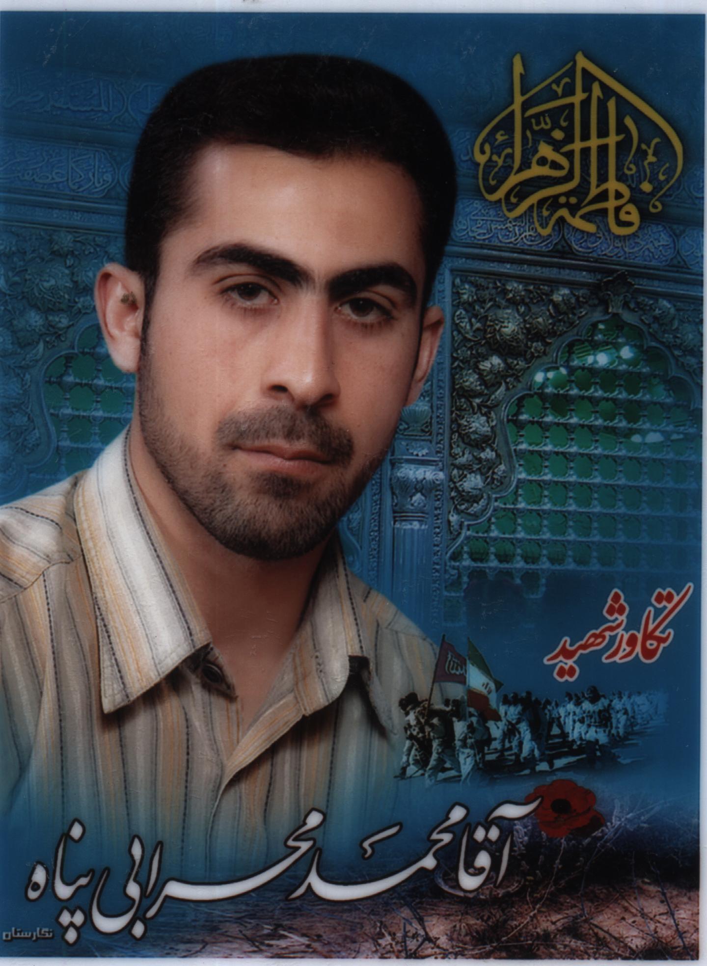 محمد محرابی پناه