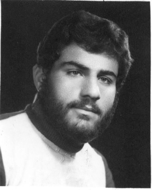 عباس منعمی بیدگلی