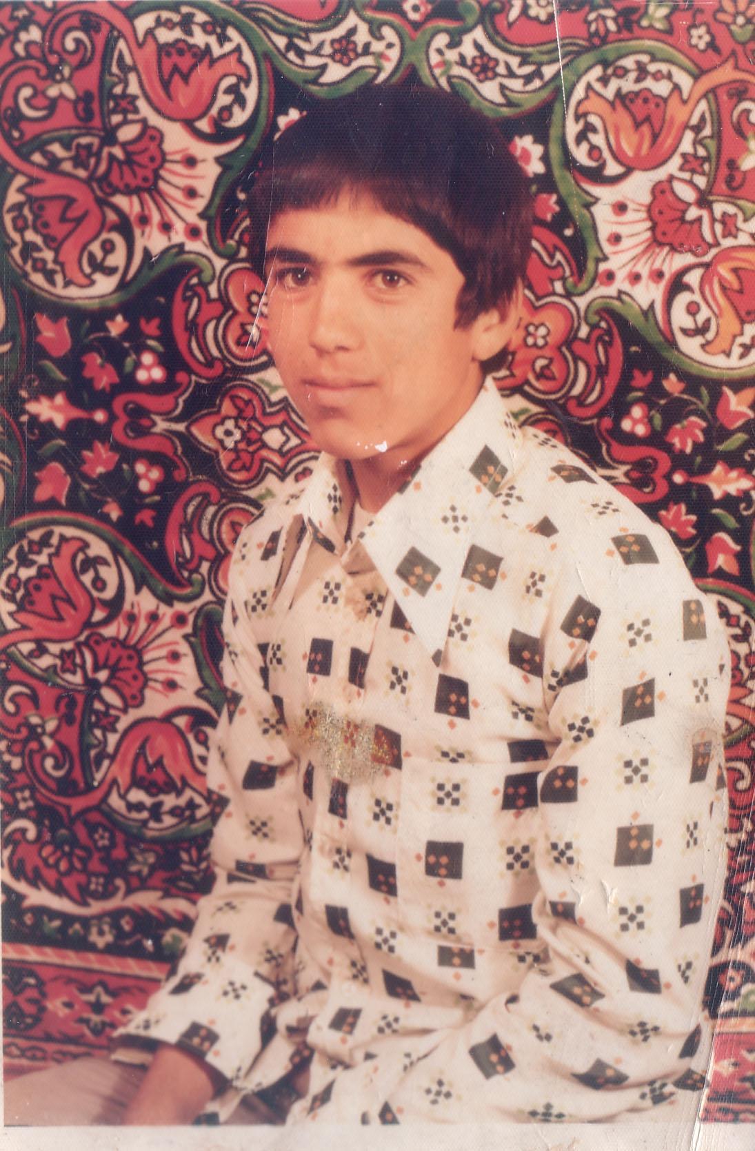 سیدعلی محمد مهدوی بیدگلی