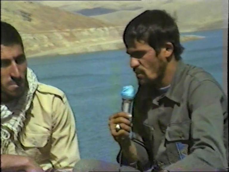 مصاحبه با فرمانده گروهان گردان امام محمد باقر ع سردار شهید احمد صالحی